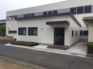 応原工業 会議室棟
